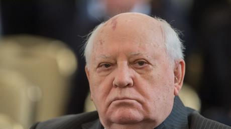 آخر زعماء الاتحاد السوفيتي ميخائيل غورباتشوف
