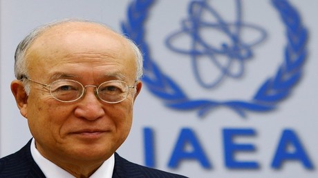 أمانو: طهران تفي بالتزاماتها بشأن النووي