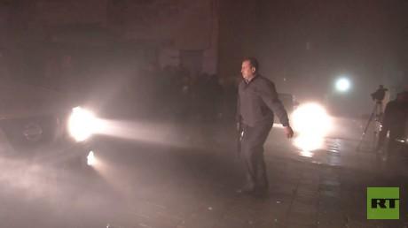 انتهاء هجوم الكرك الأردنية بمقتل منفذيه