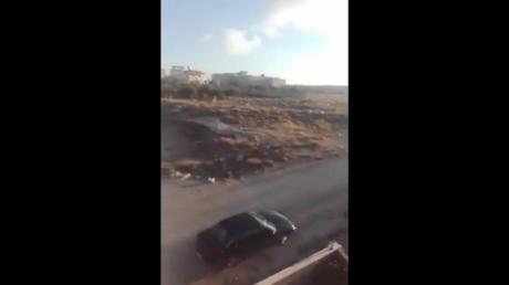 إطلاق نار كثيف في اشتباكات بيت قوات الأمن الأردنية ومسلحين