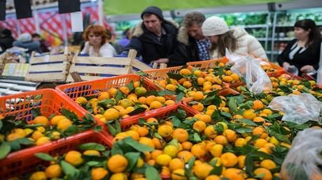 موسكو بصدد استئناف استيراد الخضروات التركية