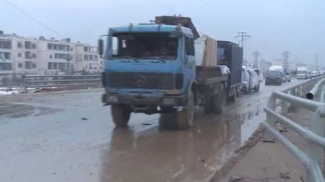 الجيش السوري يستعيد كامل مدينة حلب