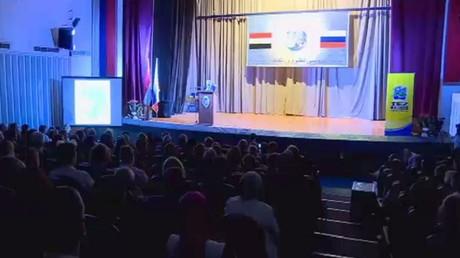 عيد ميلاد المركز الثقافي الروسي الـ 50