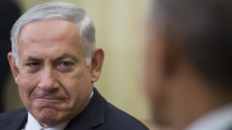 الرئيس الأمريكي باراك أوباما ورئيس الوزراء الإسرائيلي بنيامين نتنياهو