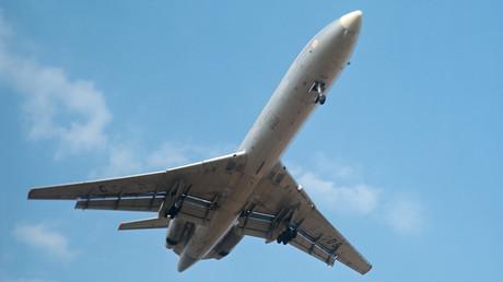 """طائرة من طراز """"تو 154"""" (صورة من الأرشيف)"""