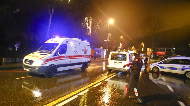 أحد الناجين من اعتداء اسطنبول: