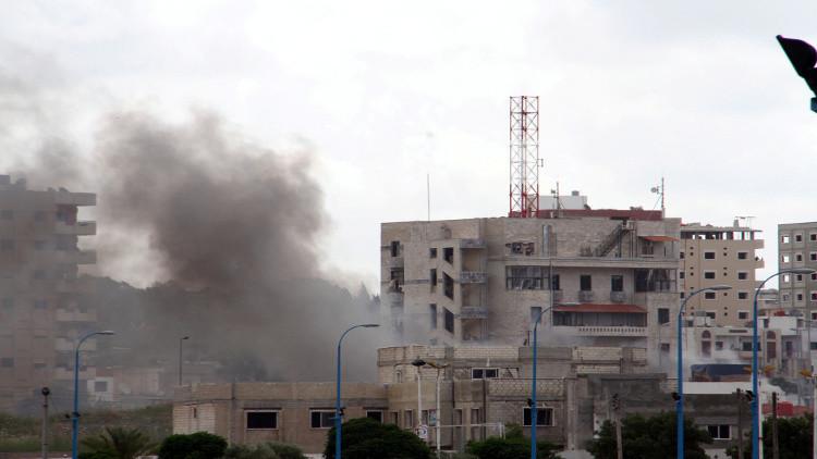 قتيلان بهجوم انتحاري في طرطوس السورية
