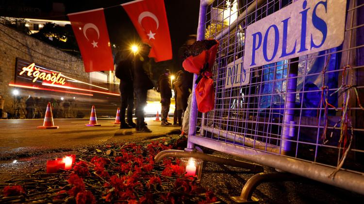 غالبية ضحايا هجوم اسطنبول الأجانب من جنسيات عربية