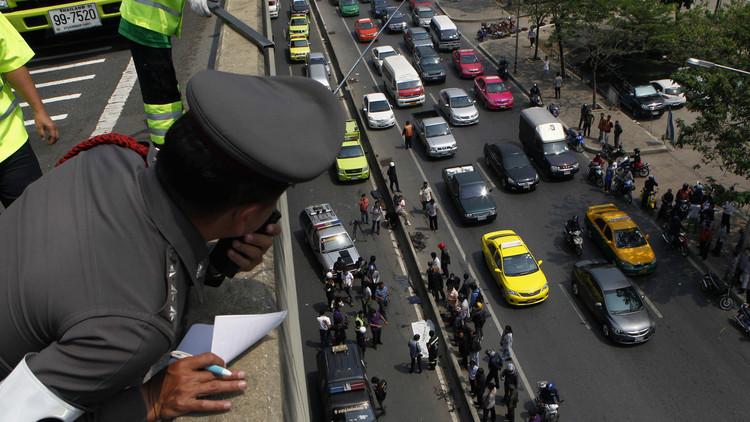 280 قتيلا بحوادث سير خلال 4 أيام في تايلاند
