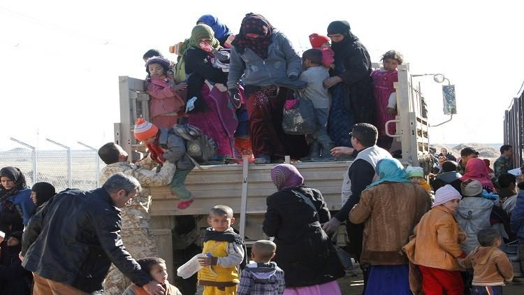 600 دولار إتاوة على كل عراقي يرغب بمغادرة معقل