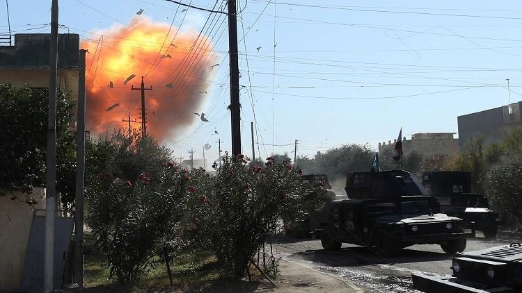 مقتل مدني وإصابة جنديين اثنين بهجوم انتحاري غرب العراق