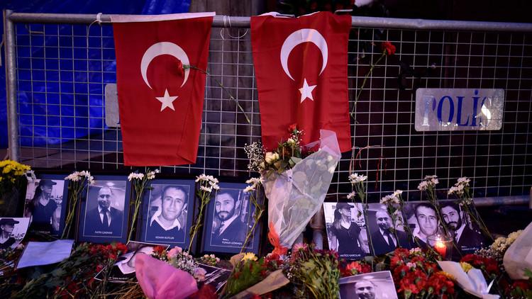 رجلا أعمال أردنيان راحا ضحية هجوم اسطنبول
