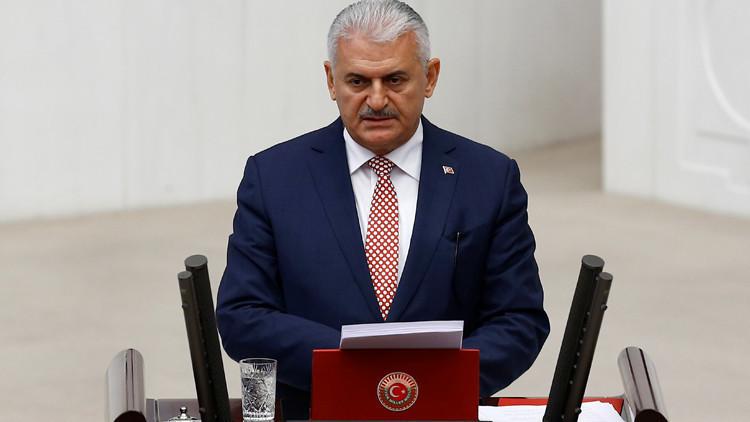 يلدريم: نتوقع من الإدارة الأمريكية الجديدة أن تكف عن تزويد الأكراد بالسلاح