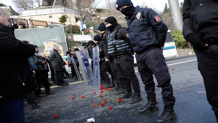 منفذ هجوم اسطنبول قاتل متدرب ومحترف