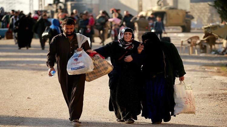 13 ألف عراقي نزحوا من الموصل في الأيام الـ5 الماضية