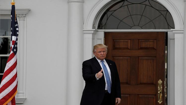 ترامب سيعقد الأربعاء أول مؤتمر صحفي له بعد انتخابه