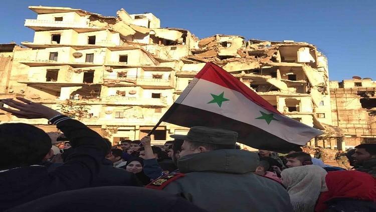 دمشق تدرس تقديم تسهيلات للمستثمرين في حلب