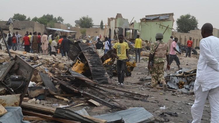تصفية 3 فتيات قبيل تنفيذهن عمليات انتحارية بنيجيريا