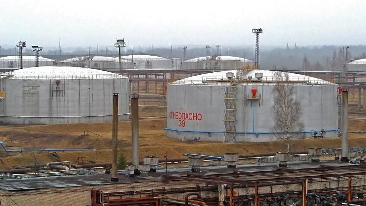 بيلاروس تتراجع عن زيادة رسوم عبور النفط