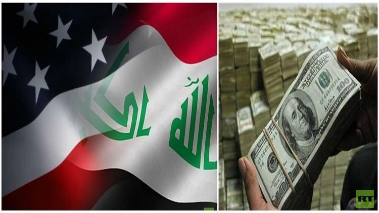 بغداد وواشنطن توقعان اتفاق قرض بمليار دولار