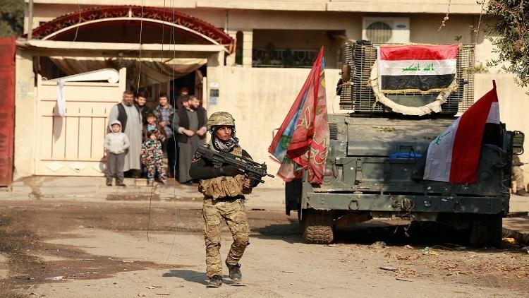 القوات العراقية تطلق عملية لطرد داعش من غرب البلاد