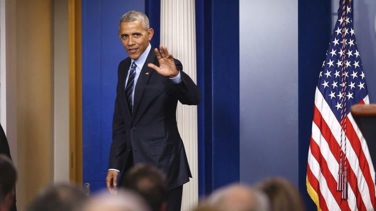 البنتاغون يكرّم أوباما على إجهاض