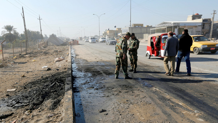 داعش يفجر جسرين في الساحل الأيمن للموصل