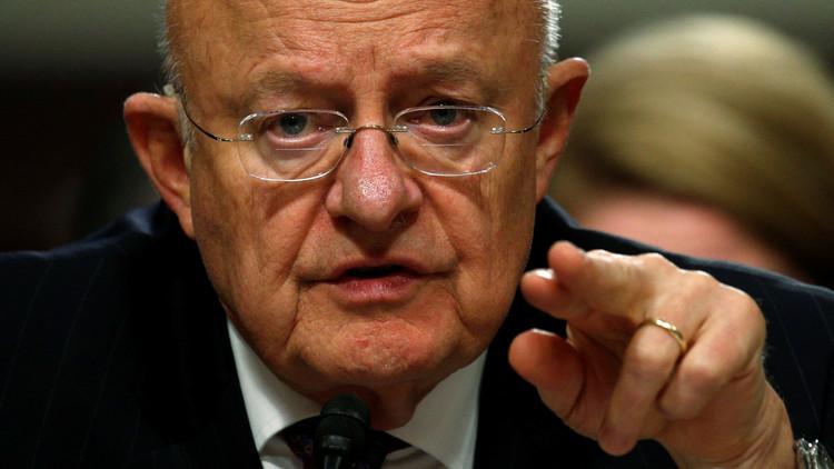 مدير الاستخبارات القومية الأمريكية قلق من أداء قناة RT