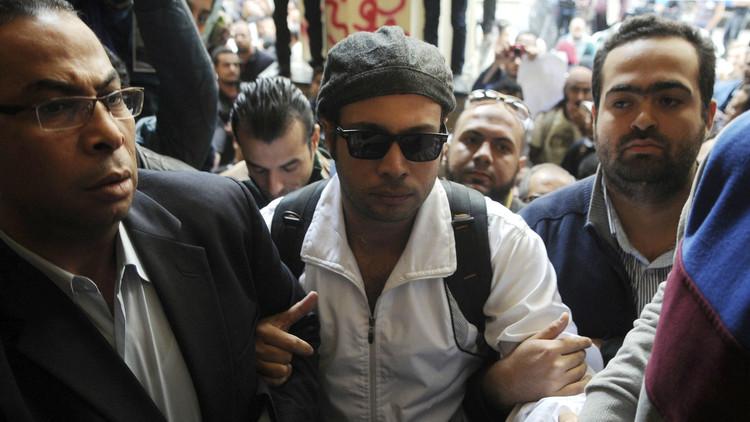 السلطات المصرية تفرج عن مؤسس حركة