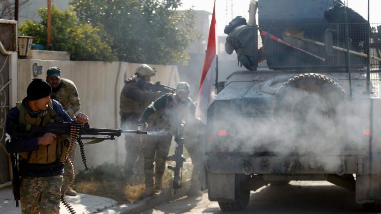 القوات العراقية تتقدم في الموصل والأنبار و