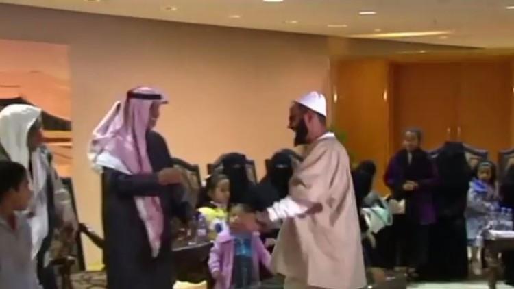 استقبال معتقلي غوانتانامو في السعودية