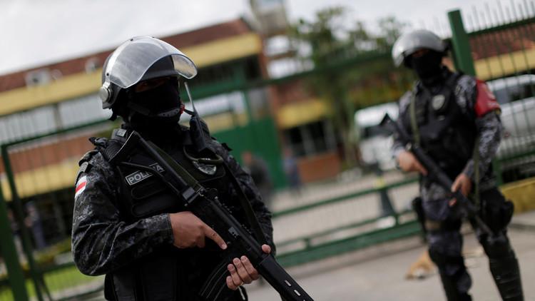 مصرع أكثر من 30 سجينا بأعمال شغب في البرازيل