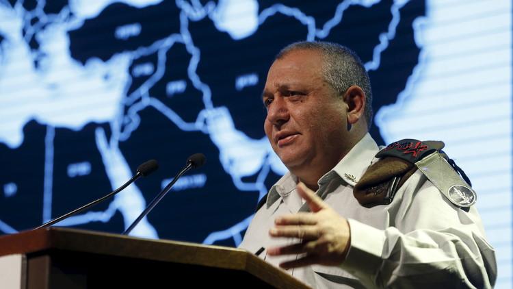 الموافقة على التحقيق في تهديدات موجهة إلى رئيس الأركان الإسرائيلي