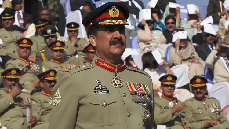 باكستاني قائدا للتحالف الإسلامي لمكافحة الإرهاب