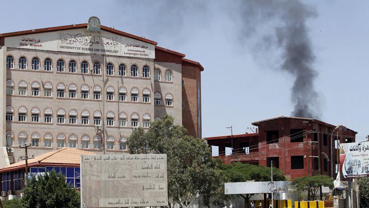 مواجهات اليمن تصل إلى جامعة صنعاء