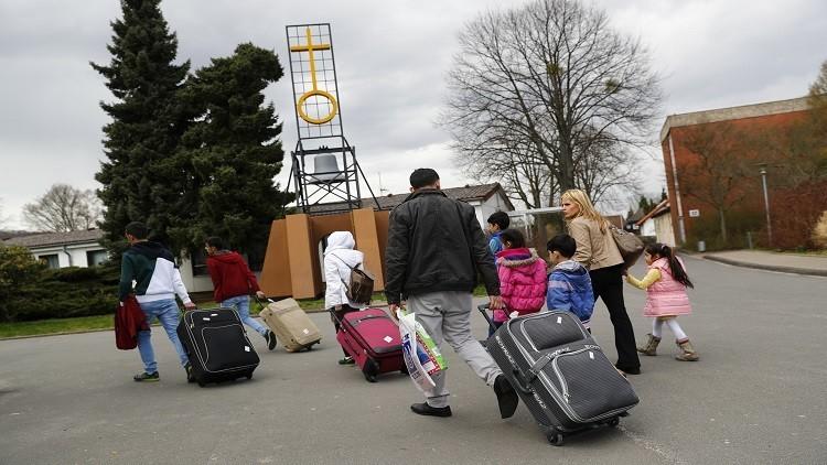 حكم قطعي بمنح 100 لاجئ سوري حق اللجوء بدلا من إقامة السنة
