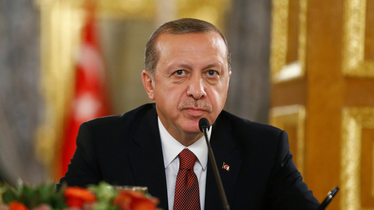 أردوغان وماي يناقشان المسألة القبرصية ومفاوضات جنيف