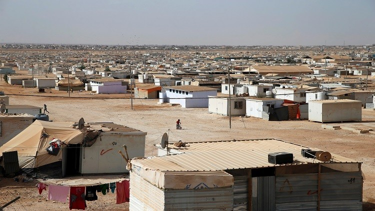منحة للأردن من البنك الدولي للاجئين السوريين