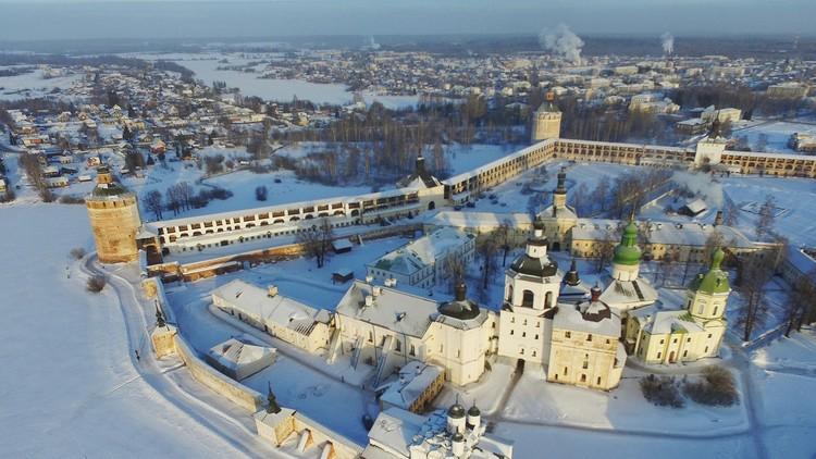فولوغدا - روسيا