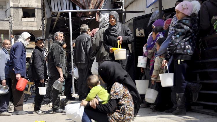 جهود للتوصل إلى هدنة في وادي بردى بريف دمشق