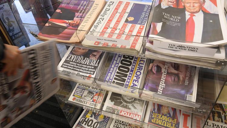 صحفيون غربيون يستهزئون بتقرير الاستخبارات الأمريكية حول روسيا