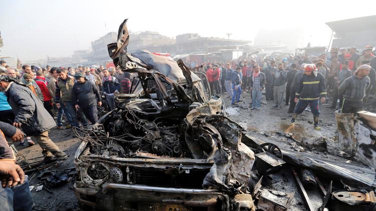 أكثر من 20 قتيلا في هجومين على أسواق بغداد