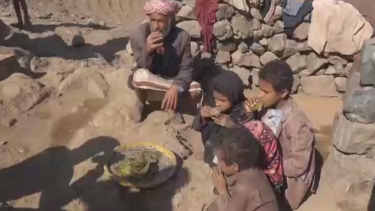 المجاعة في اليمن تجتاح إب والحديدة
