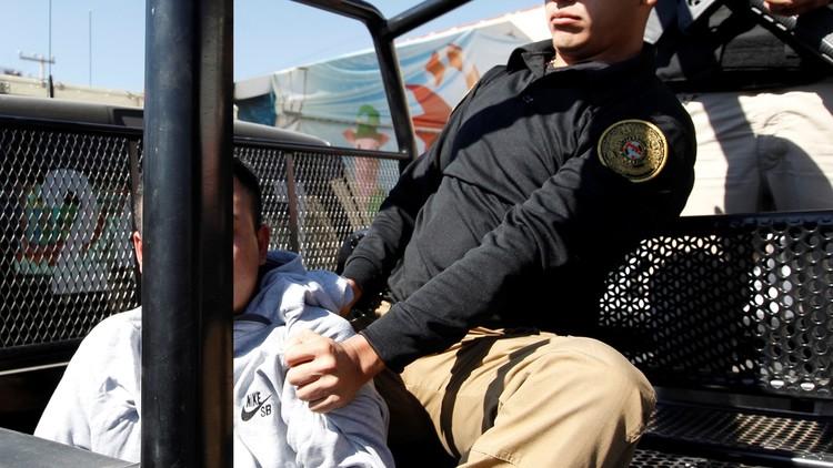 اعتقال المشتبه به في مهاجمة موظف القنصلية الأمريكية في المكسيك