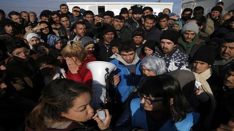 نحو 2700  سوري وصلوا إلى أوروبا في 2016