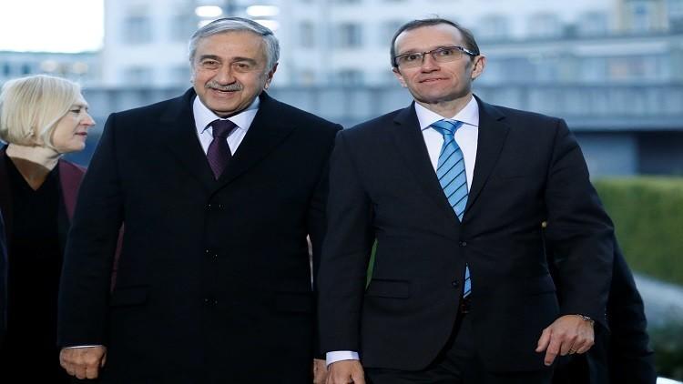 بدء محادثات السلام المكثفة لحل النزاع القبرصي