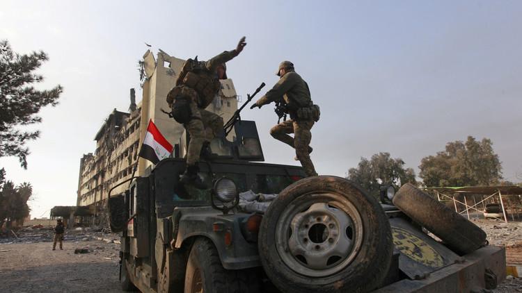 القوات العراقية تقترب من آثار نينوى التاريخية في الموصل