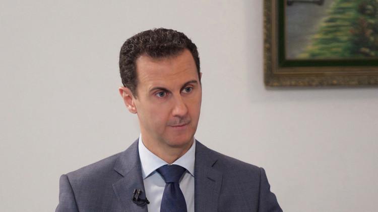 الأسد: تصريحات المرشح للرئاسة الفرنسية