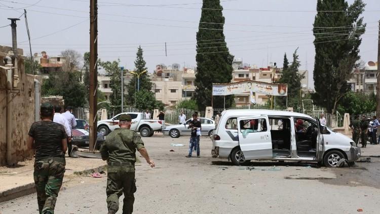 مراسلنا: مقتل شخص بانفجار في القامشلي السورية