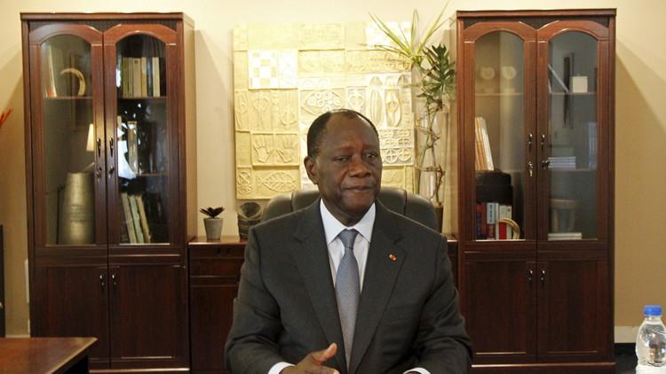 رئيس ساحل العاج يقيل قادة الجيش والدرك والشرطة